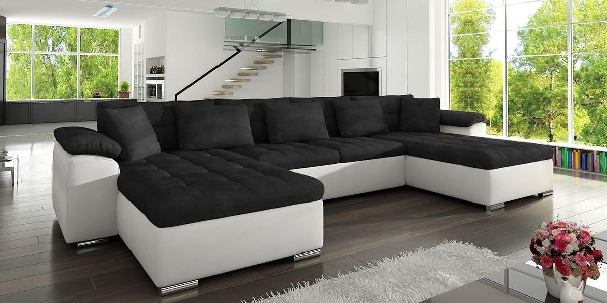 Giant U Sofa Madrasgiganten Dk